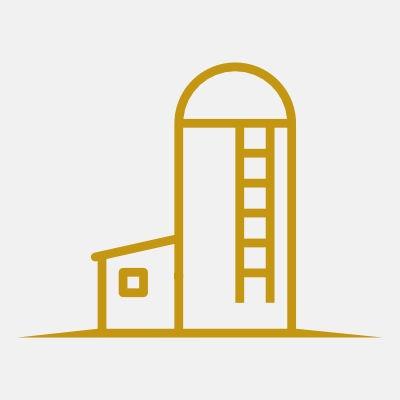 silo à blé - minoterie sauvin